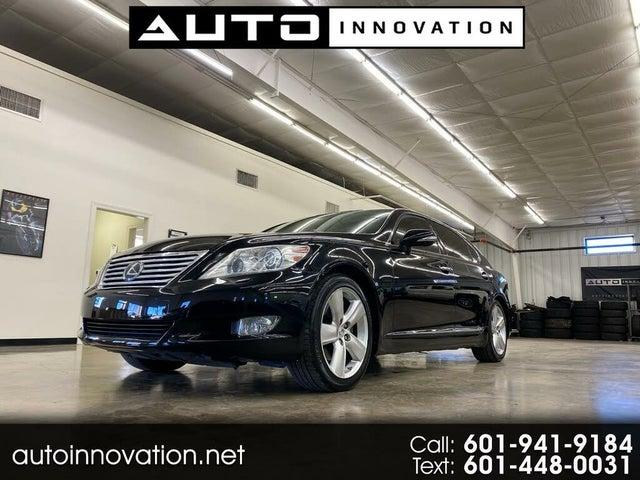 2012 Lexus LS 460 L RWD
