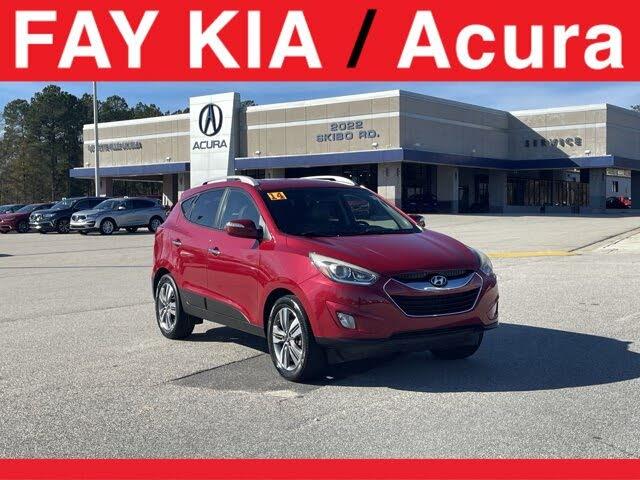2014 Hyundai Tucson Limited FWD