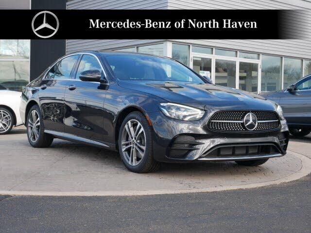 2021 Mercedes-Benz E-Class E 350 4MATIC Sedan AWD