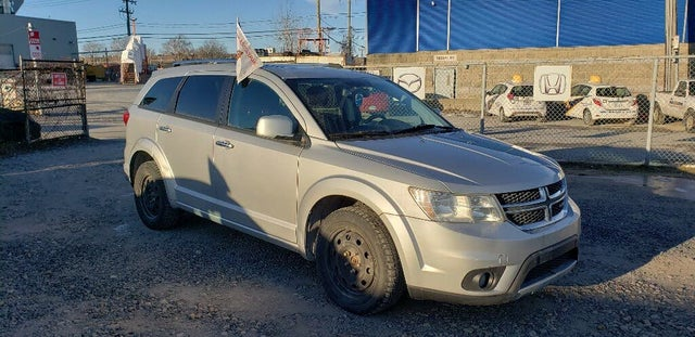 2011 Dodge Journey R/T AWD