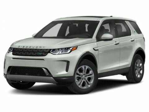 2021 Land Rover Discovery Sport P250 S R-Dynamic AWD