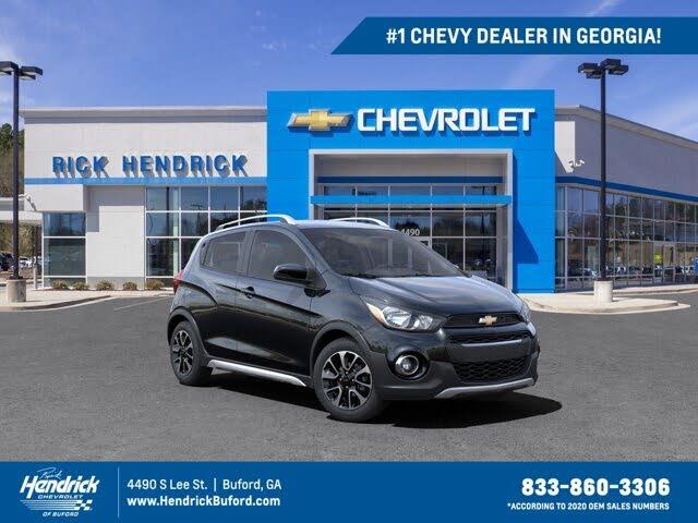 2021 Chevrolet Spark ACTIV FWD