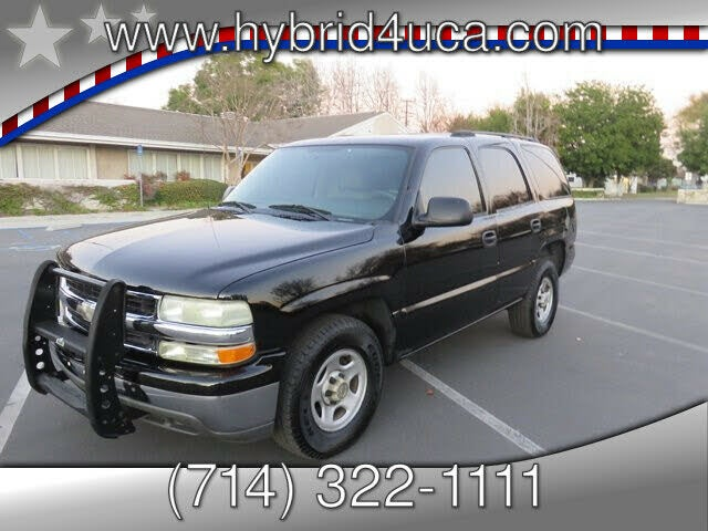 2004 Chevrolet Tahoe RWD