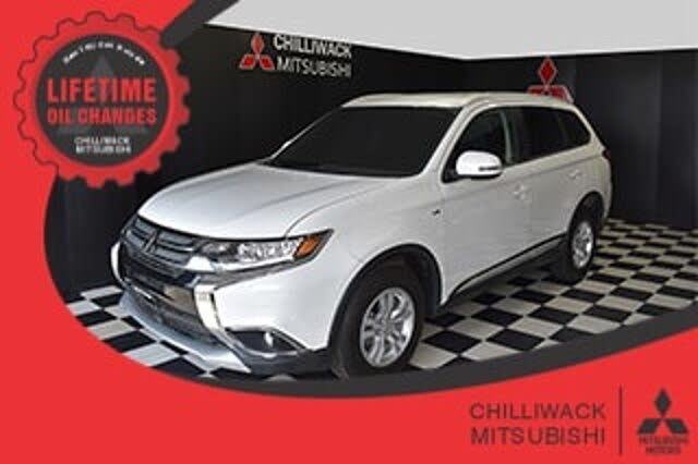 2018 Mitsubishi Outlander SE S-AWC AWD