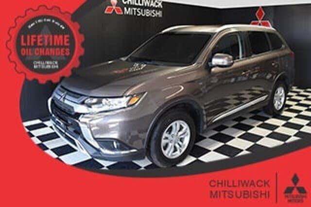 2020 Mitsubishi Outlander SE AWD