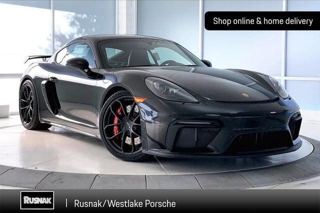 2021 Porsche 718 Cayman GT4 RWD