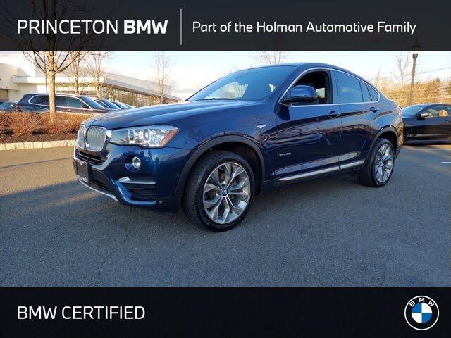 2018 BMW X4 xDrive28i AWD