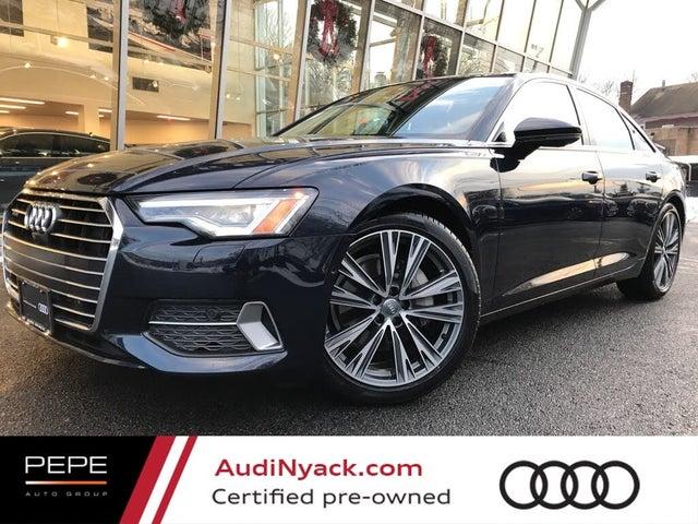 2020 Audi A6 2.0T quattro Premium Plus Sedan AWD