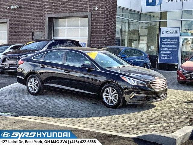 2016 Hyundai Sonata GL FWD