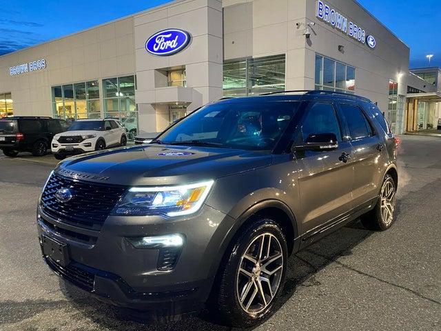 2018 Ford Explorer Sport AWD