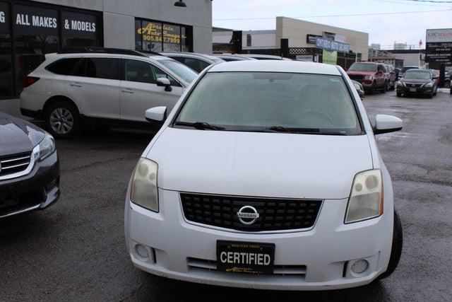 2009 Nissan Sentra FE+ 2.0 S