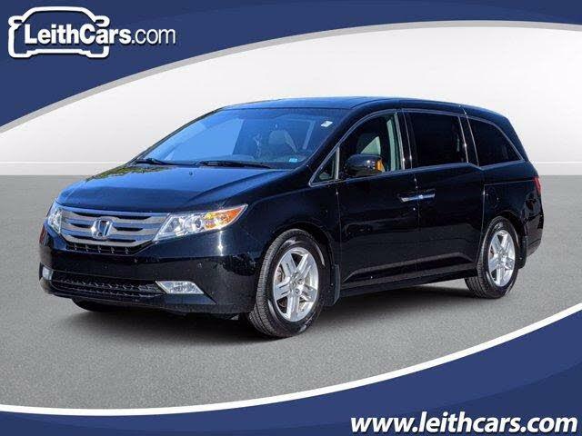 2013 Honda Odyssey Touring FWD
