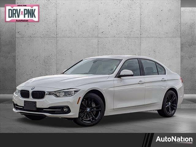 2017 BMW 3 Series 340i Sedan RWD