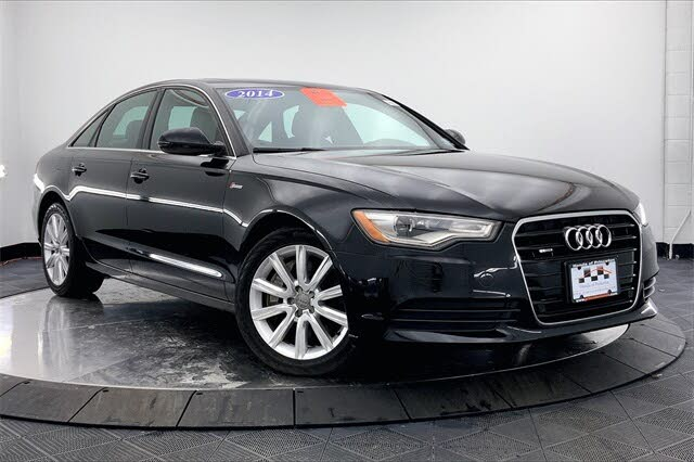 2014 Audi A6 3.0T quattro Premium Plus Sedan AWD