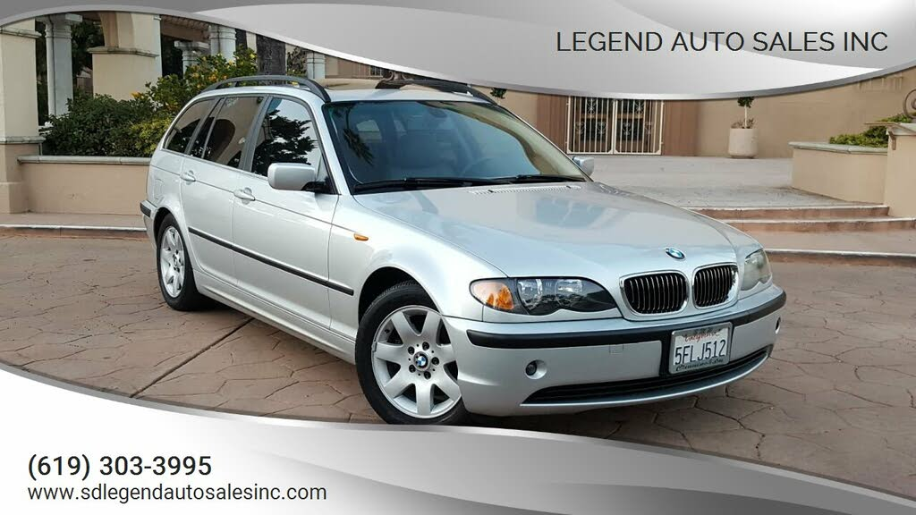 Used Bmw 3 Series 325i Wagon Rwd For Sale Right Now Cargurus