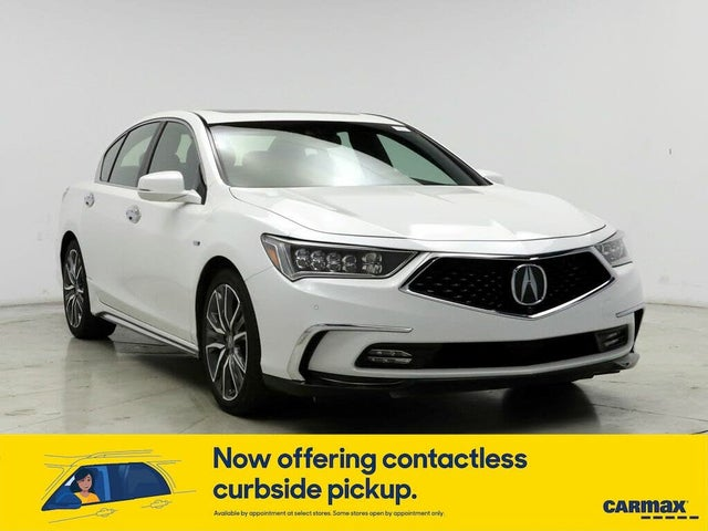 2018 Acura RLX Sport Hybrid SH-AWD with Advance Package