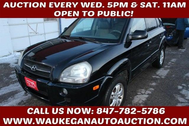 2007 Hyundai Tucson Limited FWD