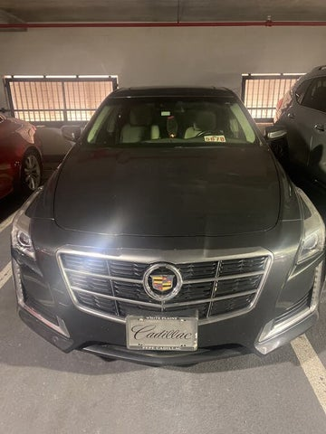 2014 Cadillac CTS 2.0T Luxury AWD