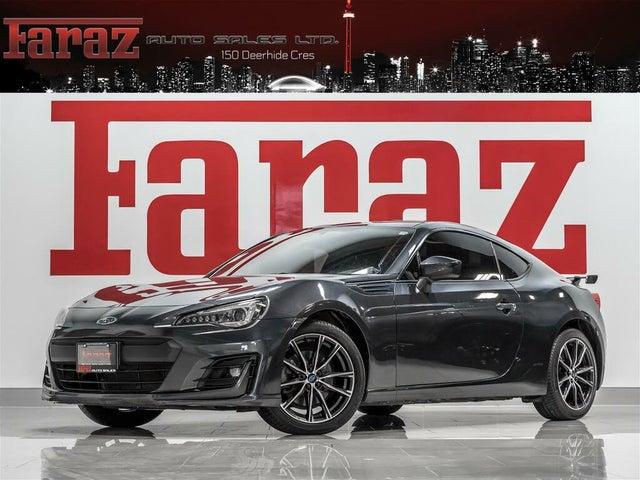 2017 Subaru BRZ Limited RWD