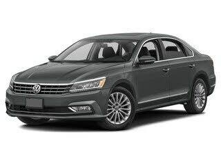 2017 Volkswagen Passat 1.8T Comfortline