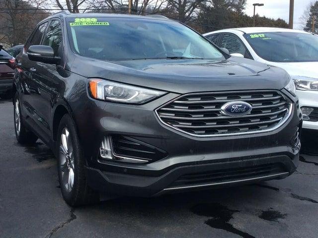 2020 Ford Edge Titanium AWD
