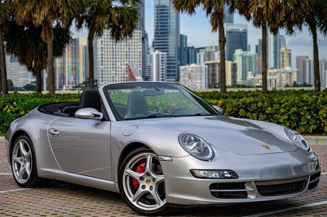 2005 Porsche 911 997 Carrera S Convertible