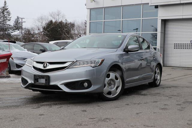 2017 Acura ILX FWD with Premium and A-Spec Package