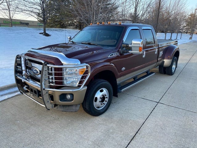 2011 Ford F-350 Super Duty King Ranch Crew Cab LB DRW 4WD