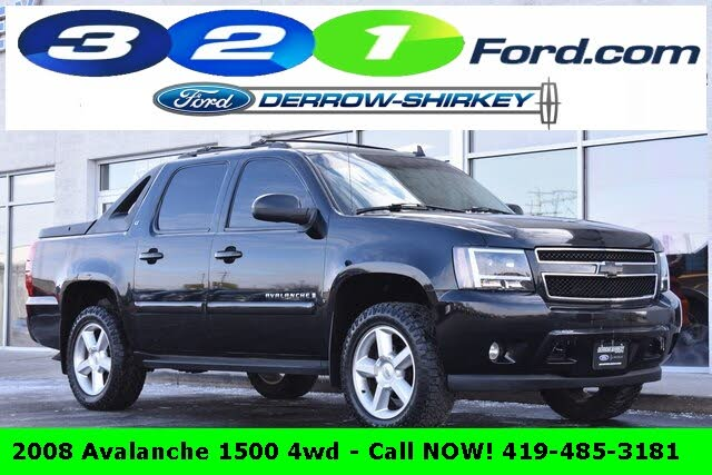 2008 Chevrolet Avalanche LT 4WD