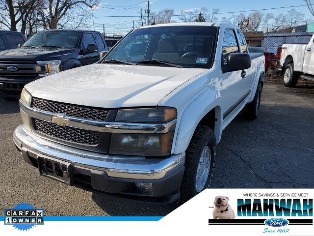 2008 Chevrolet Colorado LT Extended Cab 4WD