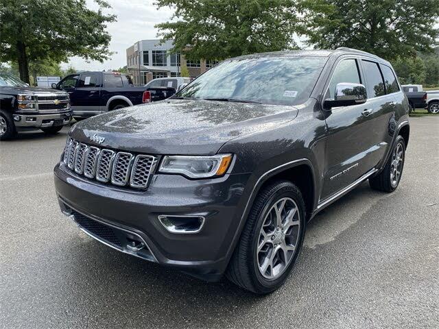 2019 Jeep Grand Cherokee Overland RWD
