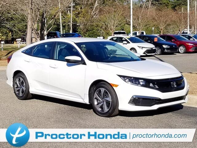 2021 Honda Civic LX FWD