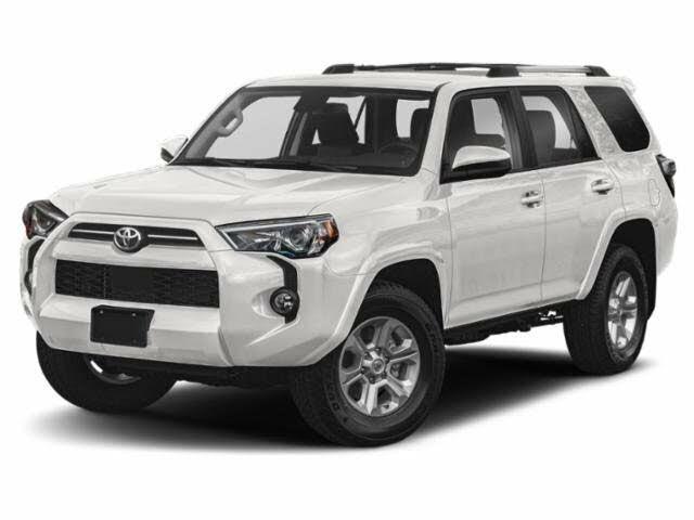 2021 Toyota 4Runner SR5 Premium 4WD