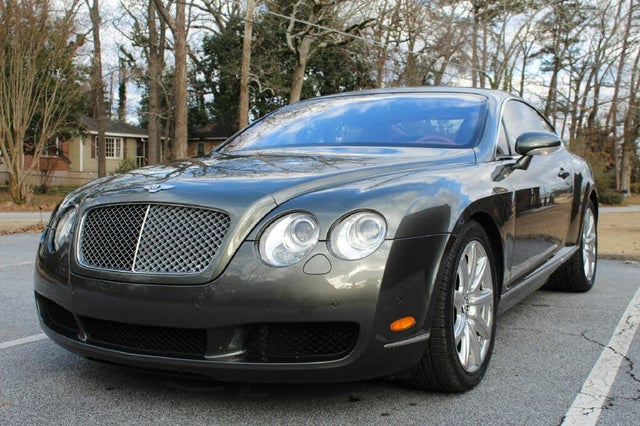 2005 Bentley Continental GT W12 AWD