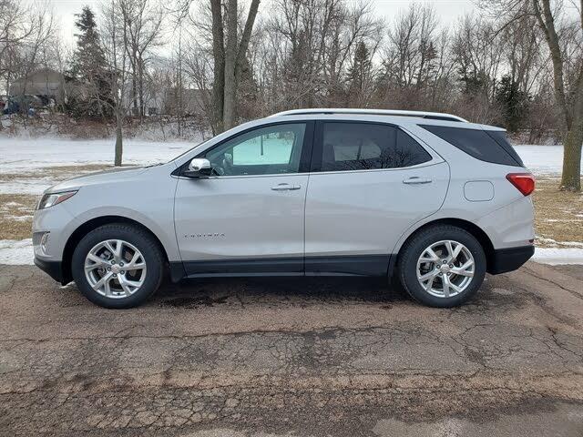 2018 Chevrolet Equinox 1.5T Premier AWD