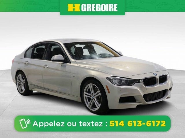 2014 BMW 3 Series 335i xDrive Sedan AWD