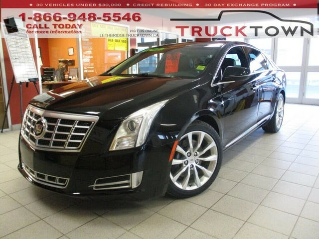 2015 Cadillac XTS Luxury AWD