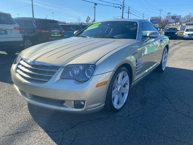 2007 Chrysler Crossfire Limited Coupe RWD