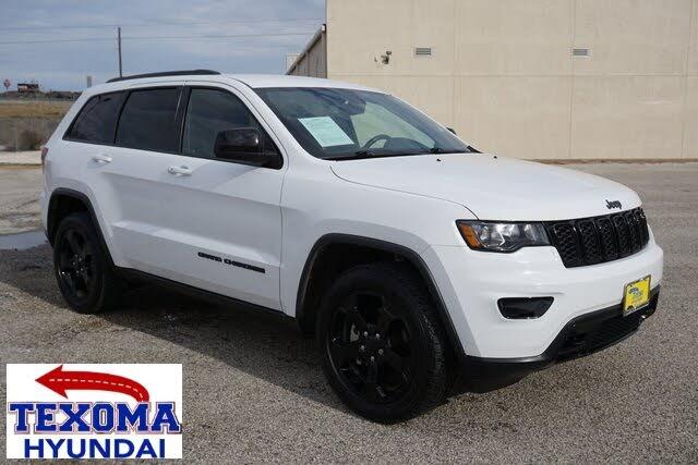 2018 Jeep Grand Cherokee Upland 4WD