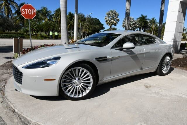 Used 2017 Aston Martin Rapide S Rwd For Sale Right Now Cargurus