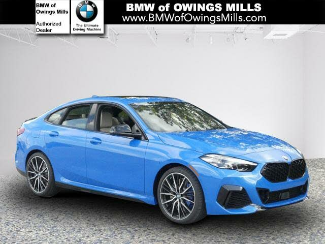 2021 BMW 2 Series M235i xDrive Gran Coupe AWD
