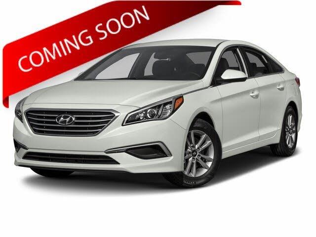 2017 Hyundai Sonata SE FWD