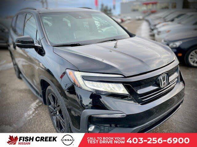 2019 Honda Pilot Black Edition AWD