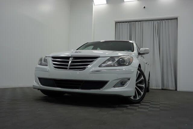 2013 Hyundai Genesis 5.0 R-Spec RWD