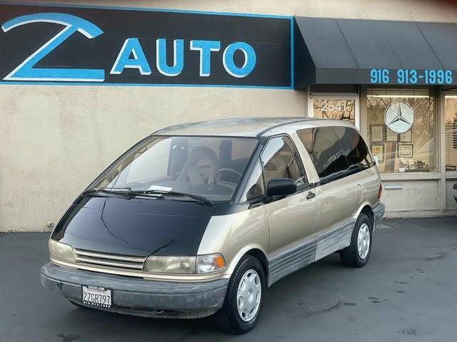 1992 Toyota Previa 3 Dr LE Passenger Van