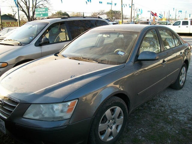 2010 Hyundai Sonata GLS FWD