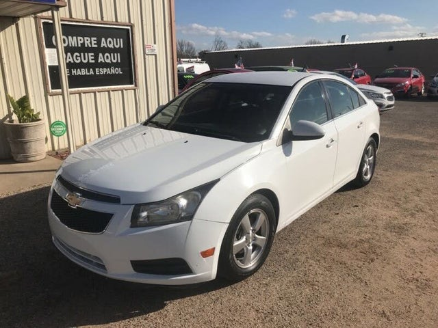 2013 Chevrolet Cruze 2LT Sedan FWD