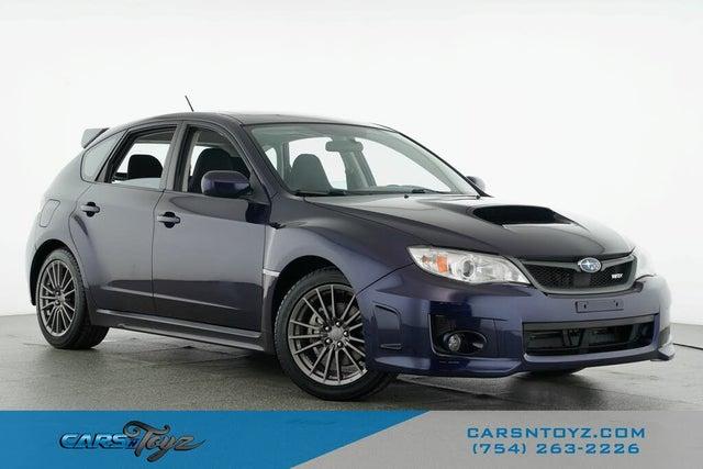 2013 Subaru Impreza WRX Premium Package Hatchback