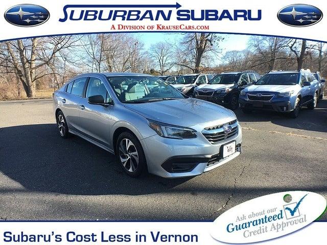 2020 Subaru Legacy 2.5i AWD