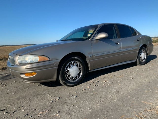 used 2003 buick lesabre for sale right now - cargurus